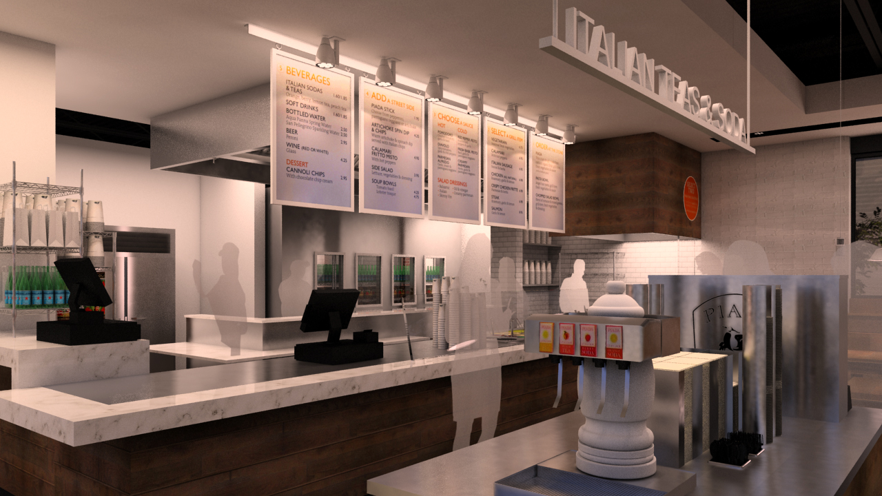 Piada Interior 4 3d Visualization Animation Computer Graphics Renderings And Web Design